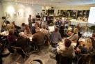 Generalforsamling på Café Aroma 10. marts 2016